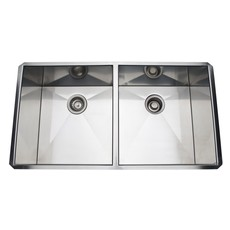 Rohl Rc4018 Double Bowl Sinks Rohl Rc4018 40