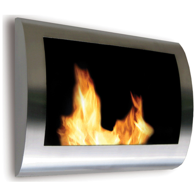 Anywhere Fireplace 90298 Anywhere Fireplace Indoor Wall Mount Fireplace Chelsea Model