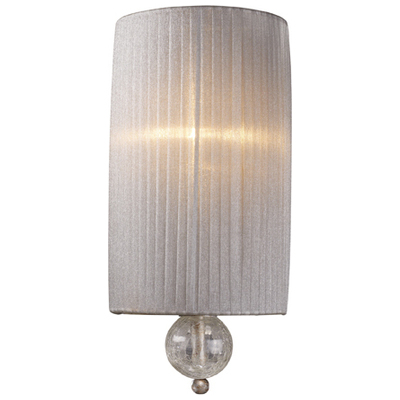 Brand elk lighting series wall sconce style transitional finish antique silver size w 7h 15e 4 upc 748119002897 mpn 20005 1 width 7 length 0
