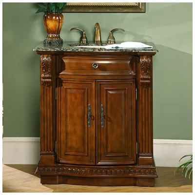 Best Deal Silkroad Exclusive Single 33 Bathroom Vanity Hyp 0206 33
