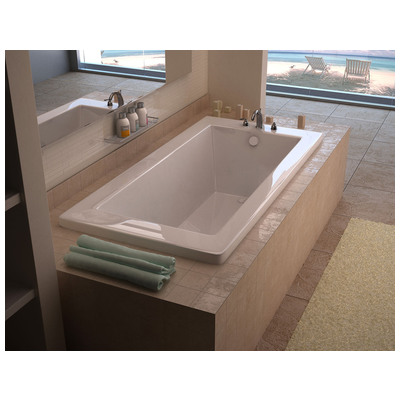 Incroyable Venzi Villa 36 X 60 Rectangular Soaking Bathtub With Reversible Drain