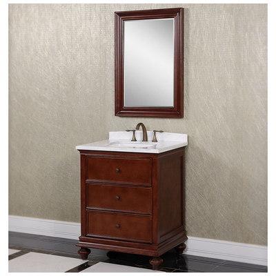 best deal infurniture wb 19716a 30 bathroom vanity cabinet brown