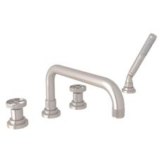 Satin Nickel Rohl 9.14770STN Perrin /& Rowe Alsace Gland Fixing Screw or Decorative Spike Only for U.3755 /& U.3756 Tub Fillers /& U.4739 U.4741 U.4746 U.4750