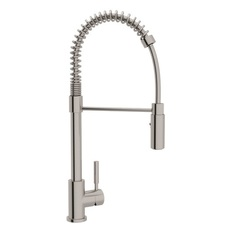 Rohl 9.12295APC Perrin and Rowe Contemporary Kitchen Escutcheon Only for Spout for Bridge Kitchen Faucets U.4292 U.4293 U.4272 U.4273 in Polished Chrome