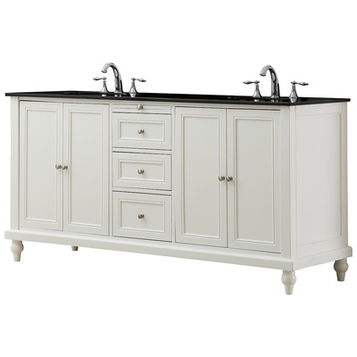 Granite Bathroom Vanity, 70 Bathroom Vanity