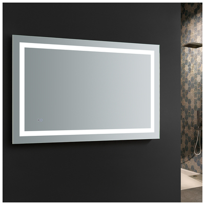 Fresca Fmr024830 Bathroom Mirrors Fresca Santo 48 Wide X 30 Tall