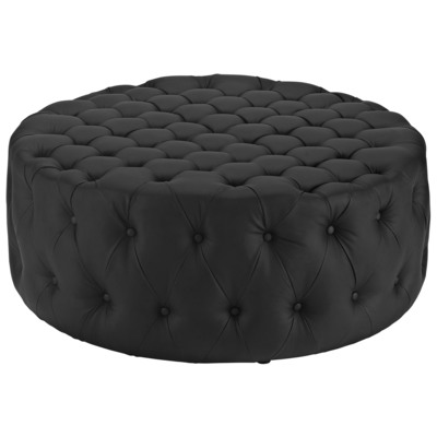 Modway Furniture Eei 2224 Blk Ottomans And Benches Modway