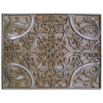 Soci Metal Resins Tile Plaque SSGR48 Kitchen Backsplash Awesome Resin Backsplash Ideas