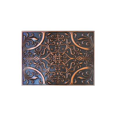 Soci Metal Resins Tile Plaque SSGV 1377. Kitchen Backsplash Medallion Or Bathroom  Wall Accent