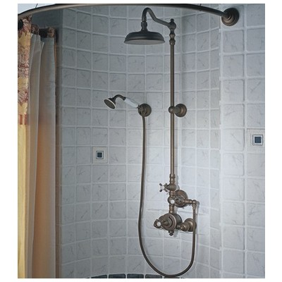 Herbeau, 3402, Shower Systems, Herbeau 3402 Royale Collection ...