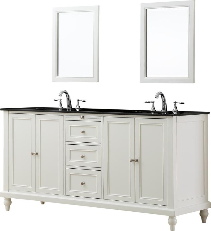 Direct Vanity Classic 70 Bathroom, 70 Bathroom Vanity
