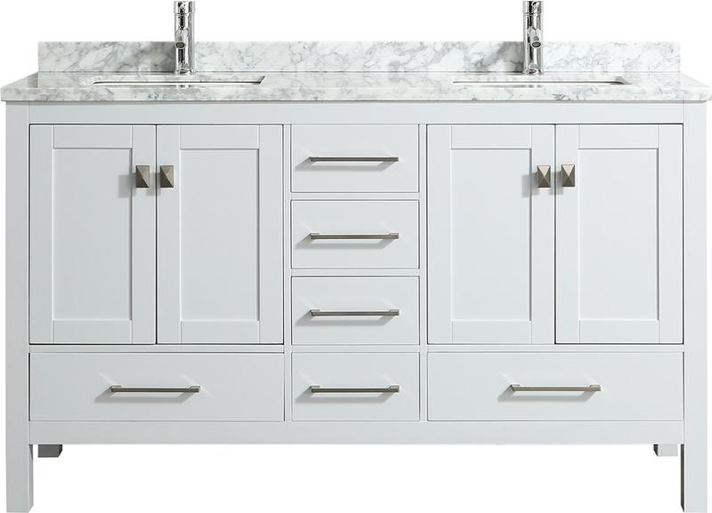 Best Deal Eviva London 60 X 18, Bathroom Vanity 48 X 18